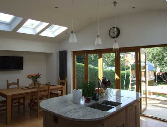 local building contractor in telford for house extension design