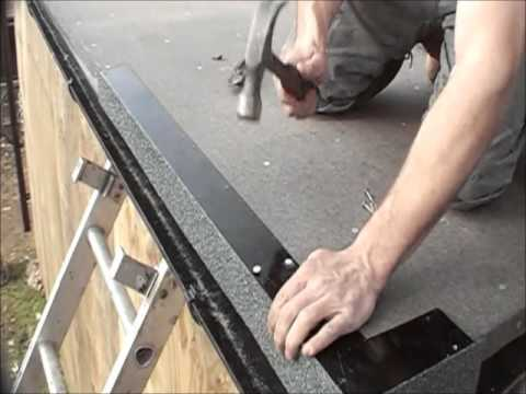 trusted in telford for low cost felt roofing services