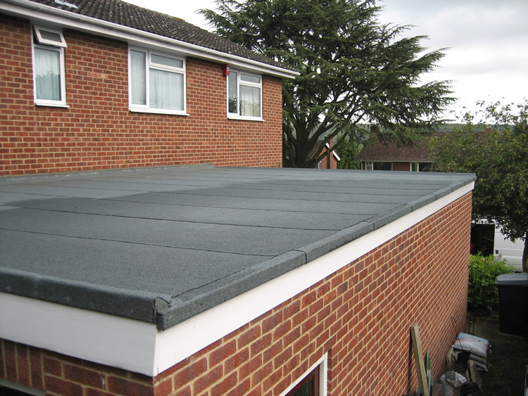 a low cost option for your flat roof is felt roofing in telford