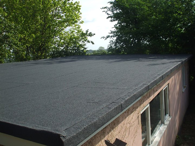 felt roofing repairs and replacements in telford and throughout shropshire