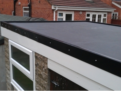 low cost flat roofing in telford